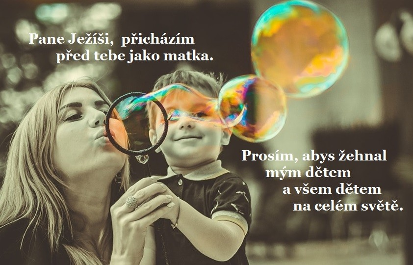 modlitby matek